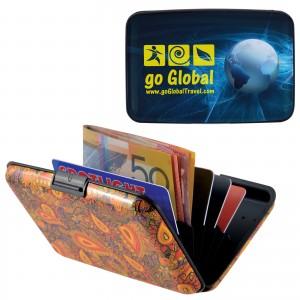 Aluminium Weekend Wallet