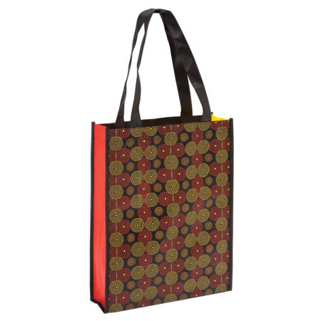 Serpent Tote Bag for indigenous events