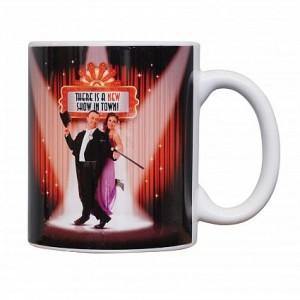 Madrid Personalised Coffee Mug