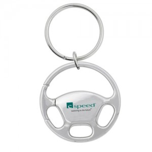 The Rosella Promotional Keychain