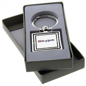 Promotional Key Chain in Gift Box