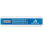 Ruler Calculator - Blue