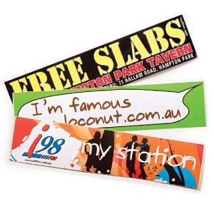 Gloss Custom Paper Sticker (50 x 210mm)