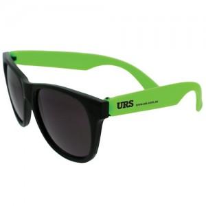 Retro Sunglasses - Green