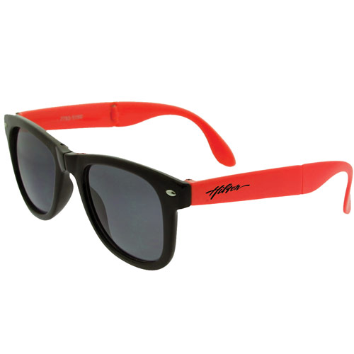 Collapsible Frame Retro Sunglasses - ANGLE