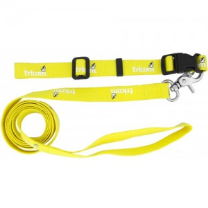 Custom print 10mm Leash - Yellow