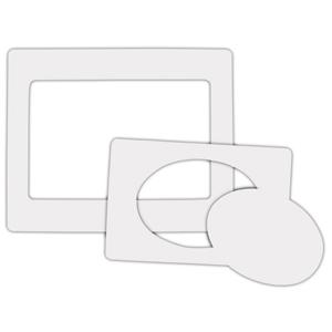 Custom Magnetic Photo Frame