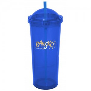 The Montery Water Bottle - Blue