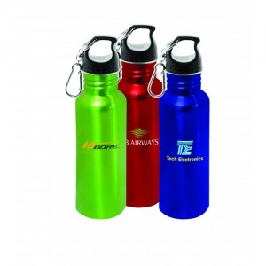 The Radiant San Carlos Promotional Water Bottle