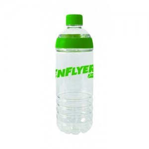 Water Bottle with custom logo.
