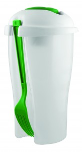 The Newton Salad Shaker - Side2