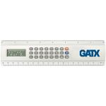 Ruler Calculator - Silver