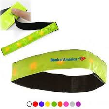 Light Up Reflective Band