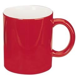 2 tone promotional can mug
