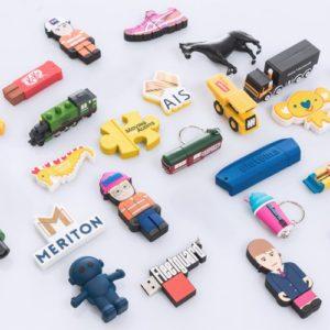 Promotional Custom Shaped USB