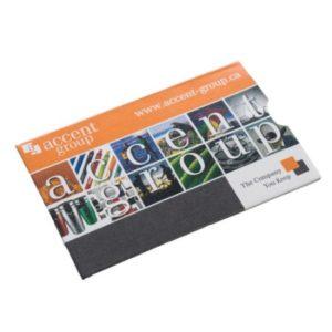 Custom Print RFID Credit Card Protector