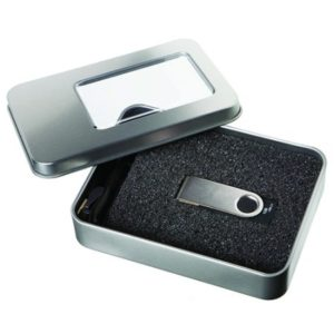 Tin-Box Promotional USB Packaging