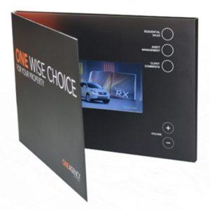 Custom Digital Video Card