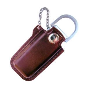 Leather Promotional USB